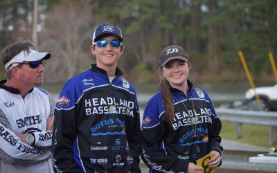 Aaron Cherry:  2018 BASSMASTER High School Fishing Championship Runner Up