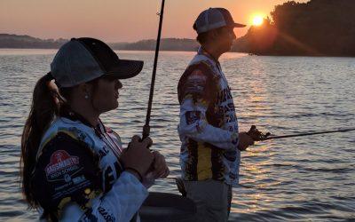 Gracie Herbold:  2018 BASSMASTER High School Fishing Championship Runner Up