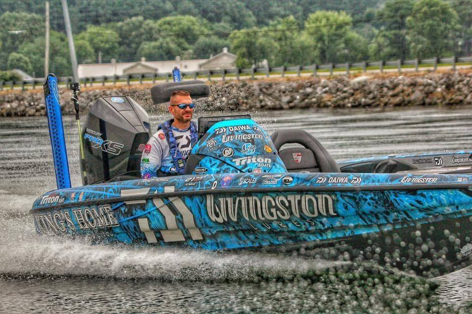 Pro Angler Randy Howell — Benefit for King's Home